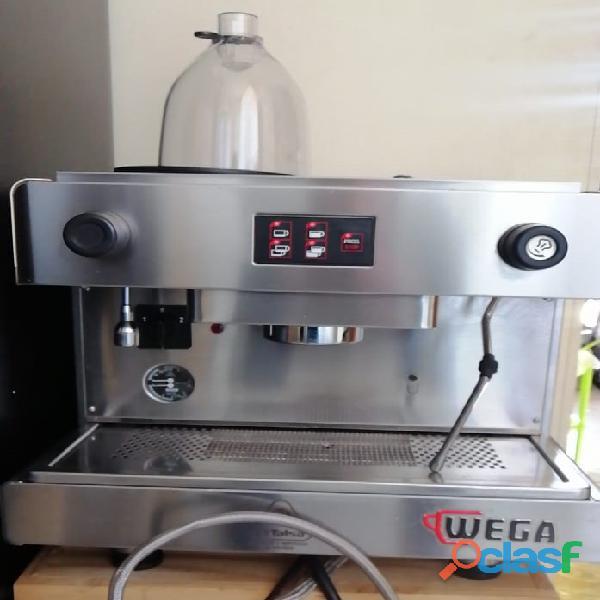 Alquiler máquina espresso