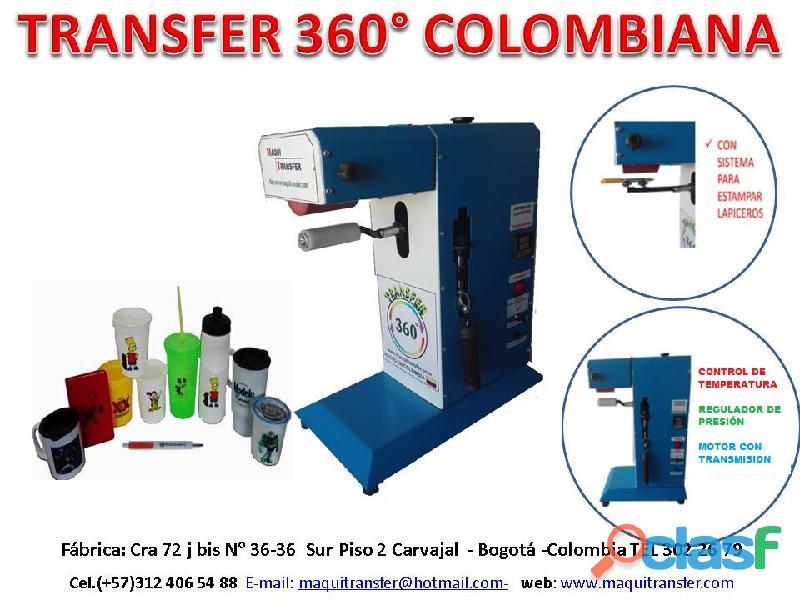 TRANSFER GIRO 350° COLOMBIANA
